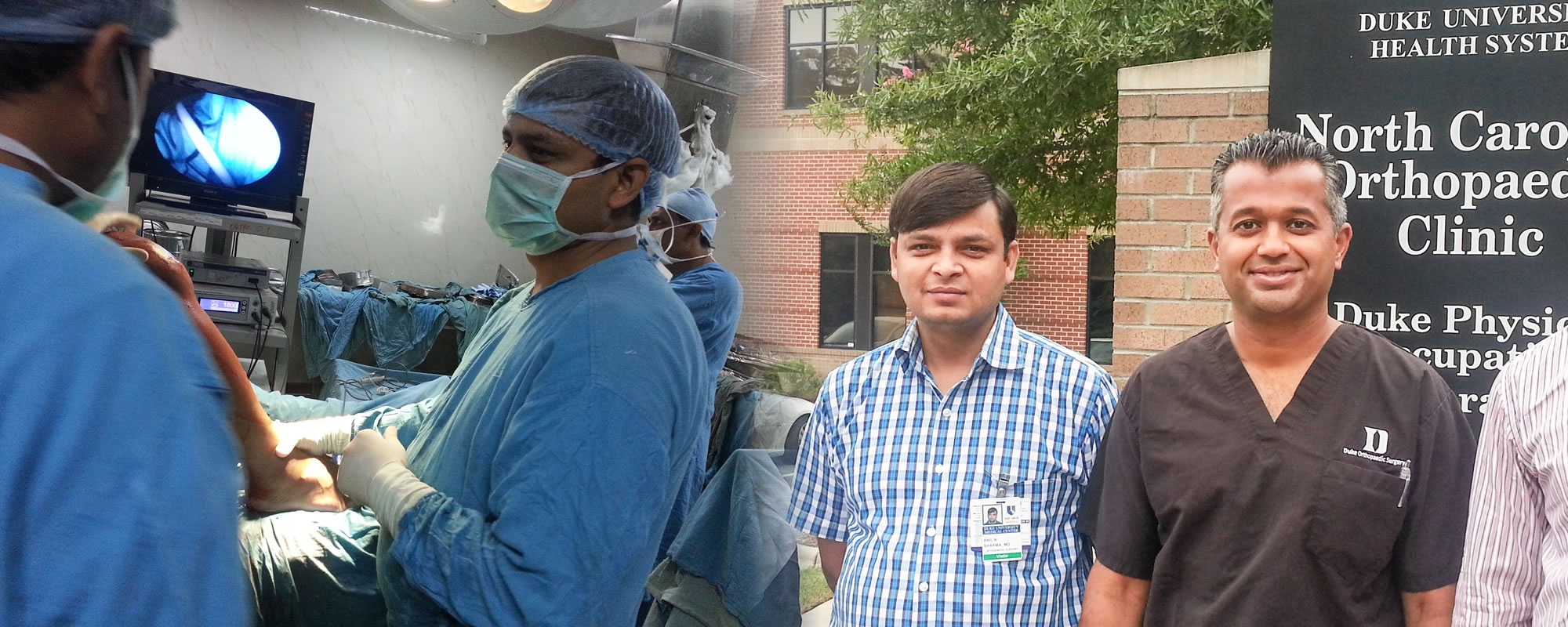 Trained Foot & Ankle Surgeon in Jaipur